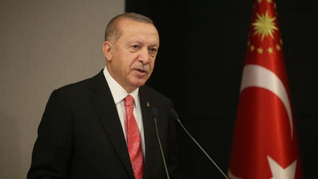 Erdoğan, hakim ve savcılara seslendi: Vicdanınızı kanunlar dışında kimsenin emrine vermeyin