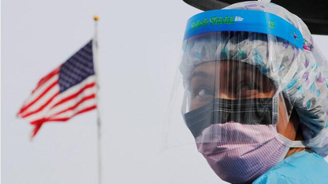 ABD'de de koronavirüs bilançosu