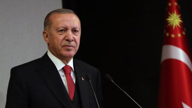Erdoğan'dan bayram mesajı: Bu süreçten de alnımızın akıyla çıkacağımız muhakkaktır