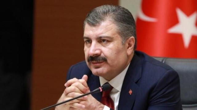 Bakan Koca paylaştı Türkiye'deki ölüm oranını açıkladı
