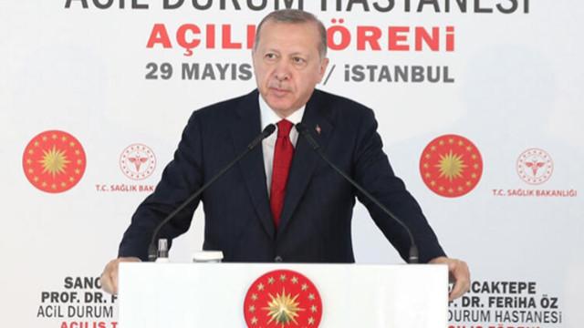 Erdoğan: Dünya çapında bir başarıdır