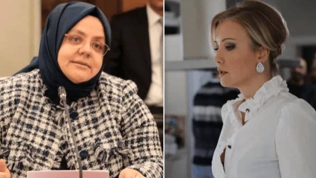 Bakan Selçuk'tan Berna Laçin'e 'kreş' cevabı