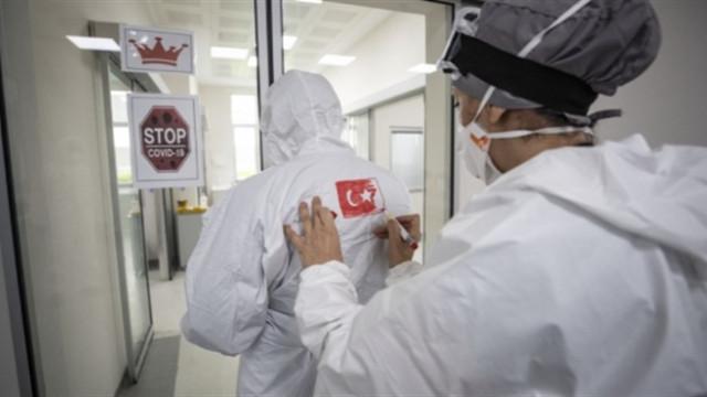 Koronavirüste yeni rakamlar açıklandı