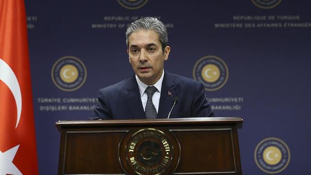 Türkiye'den ABD'ye 'Pençe-Kaplan' tepkisi: En hafif tabirle utanç verici