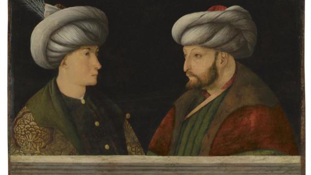 Fatih tablosundaki ikinci adam kim? Fatih tablosundaki gencin ismi ne?