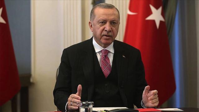 Erdoğan'dan sosyal medya tepkisi: Sosyal medyanın bir düzene sokulması şarttır