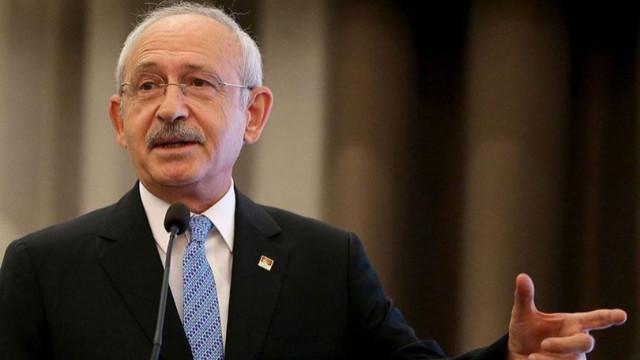 """Kılıçdaroğlu, Bahçeli'ye seslendi: Ülkeyi seviyorsan """"yeter artık"""" de ve Türkiye'yi seçime götür"""