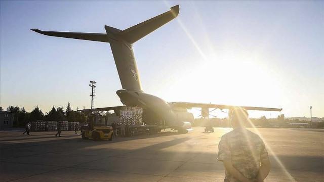 Türkiye'den Irak'a tıbbi yardım!