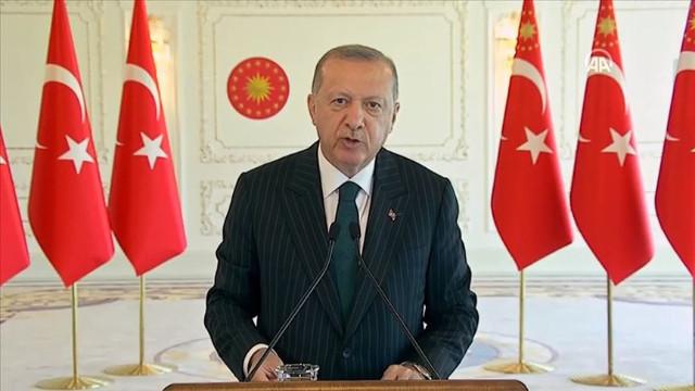Cumhurbaşkanı Erdoğan: Meyve ve sebzede net ihracatçı konumdayız