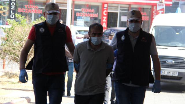 Mersin'de PKK/KCK/YPG operasyonu: 2 gözaltı