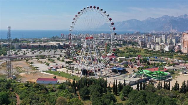 İçişleri Bakanlığı duyurdu! Lunapark ve tematik parklar açılıyor
