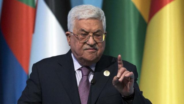 Filistin Devlet Başkanı Abbas'tan İsrail ile müzakere açıklaması!