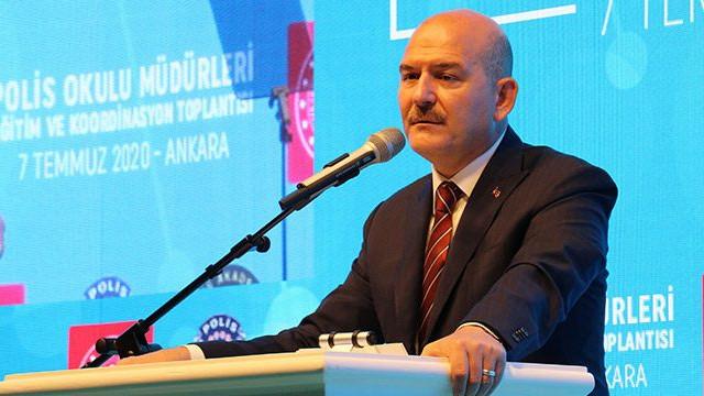 İçişleri Bakanı Soylu: Cumhuriyet tarihinin en büyük uyuşturucu operasyonları yapıldı