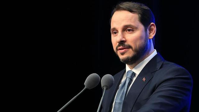 Bakan Albayrak BDDK'nın kararını değerlendirdi