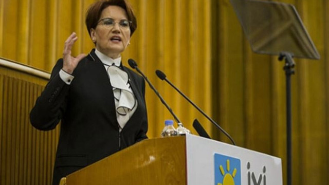 İYİ Parti Genel Başkanı Akşener: Düzenlemelerin yasaklarla değil, aklıselimle yapılmalıdır