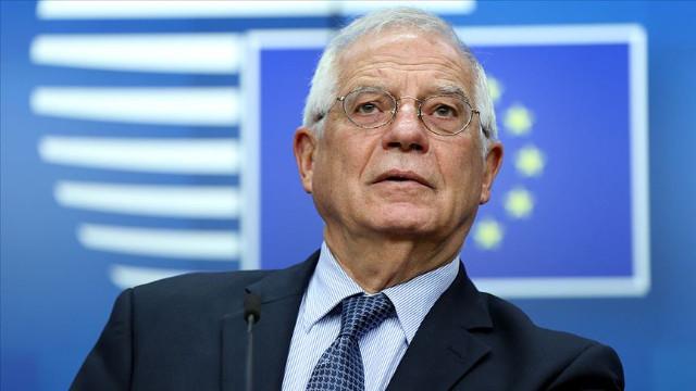 AB Yüksek Temsilci Josep Borrell: Türkiye önemli bir ortak, mevcut olumsuz eğilimi sonlandırmalıyız