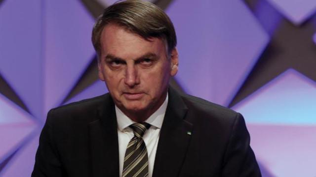Bolsonaro Kovid-19 yardımını veto etti