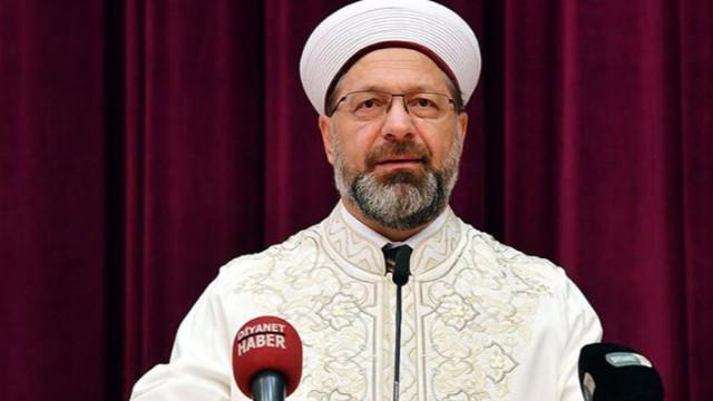 Başkan Erbaş'tan 81 il müftülüğüne talimat