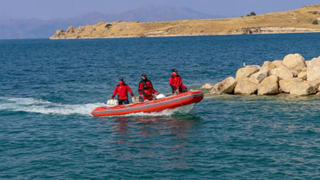 Van Gölü'nde tekne faciasında 7 kişinin daha cesedi bulundu