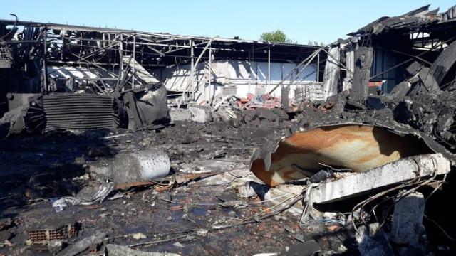 Salyangoz fabrikasında patlama: 1 kişi hayatını kaybetti