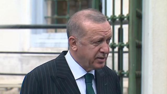 Cumhurbaşkanı Erdoğan'dan Ayasofya açıklaması:Milletimizin özeli, bizim de gençlik hayalimizdi