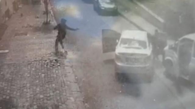 Bağcılar'da polise silahlı saldırı: 1 şehit