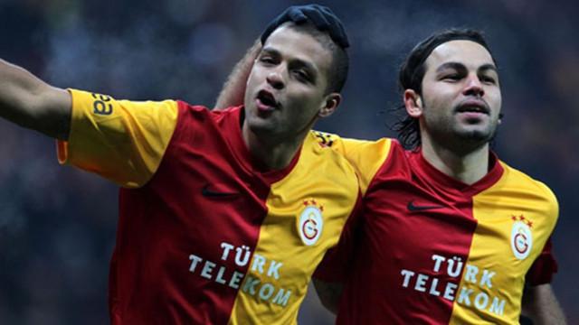Felipe Melo'dan Selçuk İnan paylaşımı: Kaptanım beraber kupalar kazanmak büyük bir ayrıcalıktı