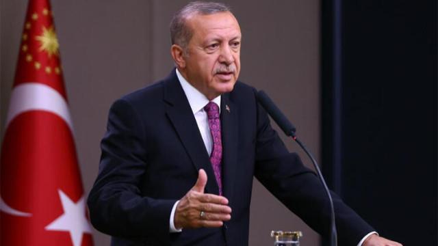 Erdoğan: Türkiye, Kıbrıs'ta barış, istikrar ve huzurun güvencesidir