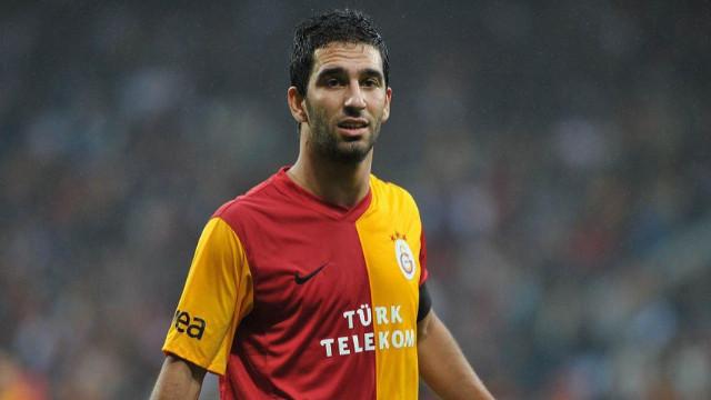 Arda Turan Galatasaray'da
