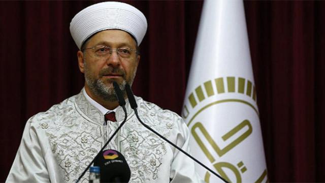 Erbaş'tan, Müslüman dini liderlere mektup