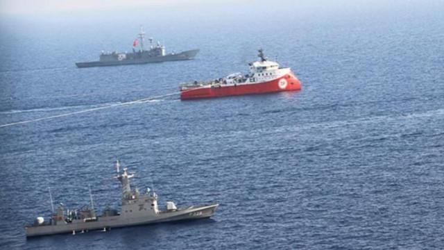 Türkiye'den Doğu Akdeniz resti:  Hiç kimse bize engellemeye kalkmasın