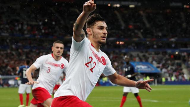 Galatasaray, Kaan Ayhan'ı transfer ediyor