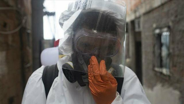 Brezilya, Hindistan ve Meksika'da koronavirüs bilançosu