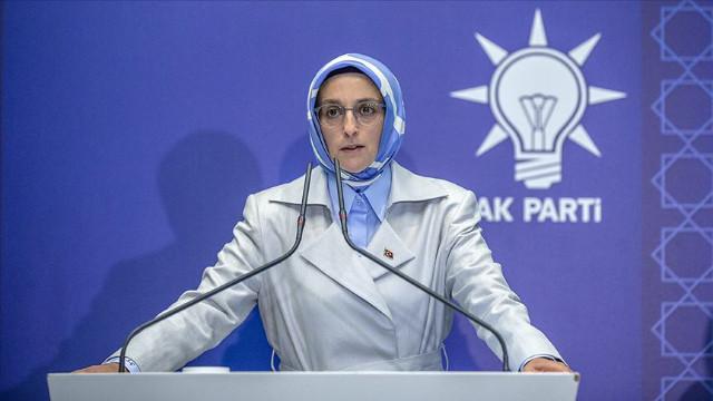 AK Parti Kadın Kolları Başkanı Çam: AK Parti, Dilipak aleyhinde yargıya başvurmuştur