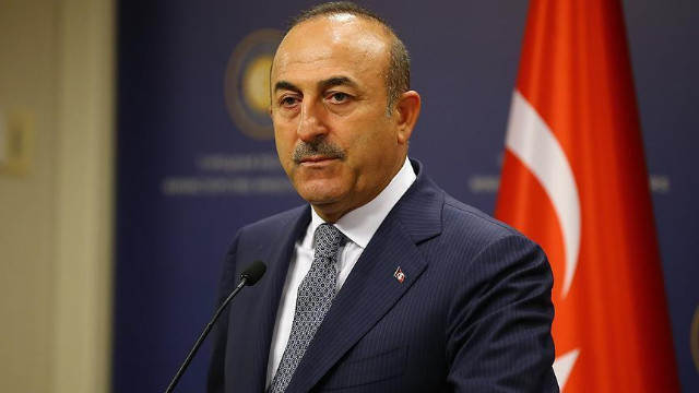 Çavuşoğlu'ndan Doğu Akdeniz mesajı: Gerilimin sorumlusu Türkiye değil Yunanistan'dır