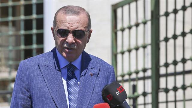 Erdoğan'dan İsrail-BAE anlaşmasına tepki: Abu Dabi'deki büyükelçimizi geri çekebiliriz
