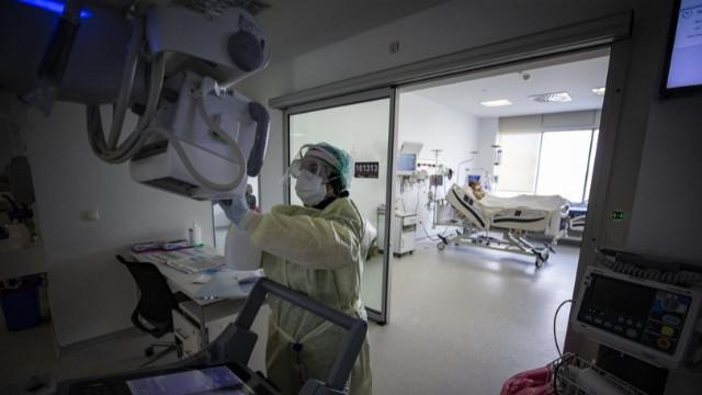 Rusya'da son 24 saatte 5 bin 99 yeni koronavirüs vakası