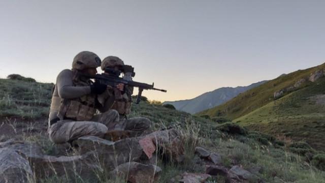 Pençe operasyonlarında 320 terörist etkisiz hale getirildi