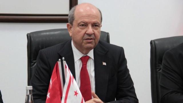 KKTC Başbakanı Tatar: 'Şehit Yüzbaşı Cengiz Topel Akdeniz Fırtınası Tatbikatı' başladı