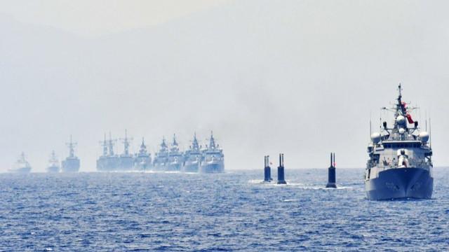 Yunan halkına Akdeniz'deki gerilim soruldu!