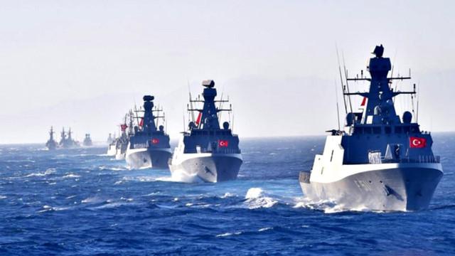 MSB, Doğu Akdeniz'de yeni NAVTEX ilan etti