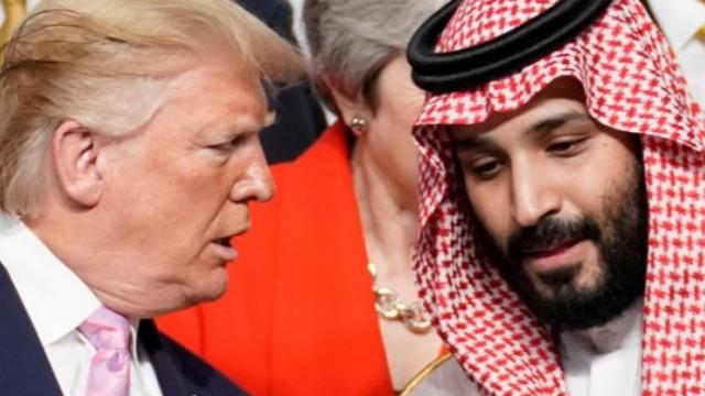 Trump'tan Muhammed bin Selman açıklaması