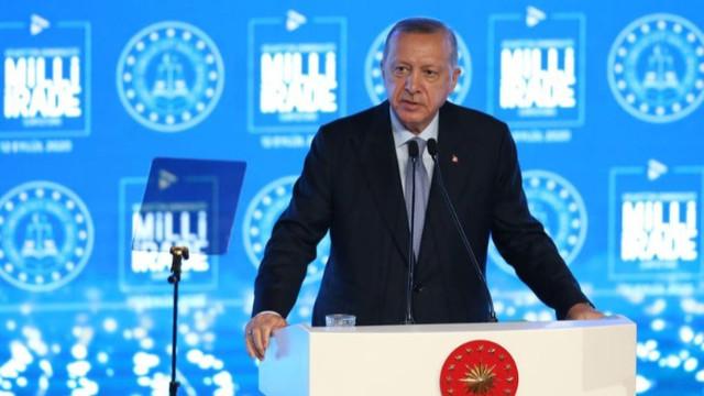 Erdoğan'dan Macron'a çok sert yanıt: Senin şahsımla daha çok sıkıntın olacak