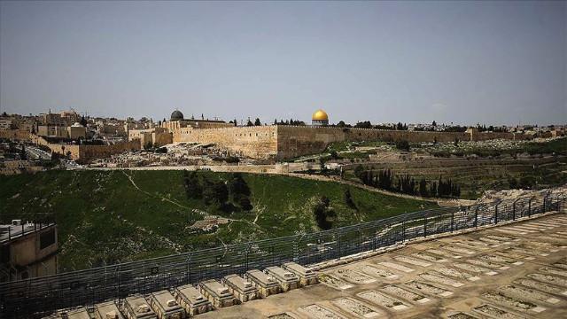 Filistin yönetimi: Kudüs ve Mescid-i Aksa'ya ihanettir