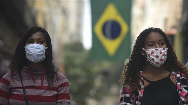 Brezilya, Hindistan ve Meksika'da koronavirüs