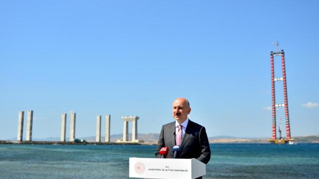 Bakan Karaismailoğlu duyurdu! Kuzey Marmara Otoyolu'nun açılış tarihi