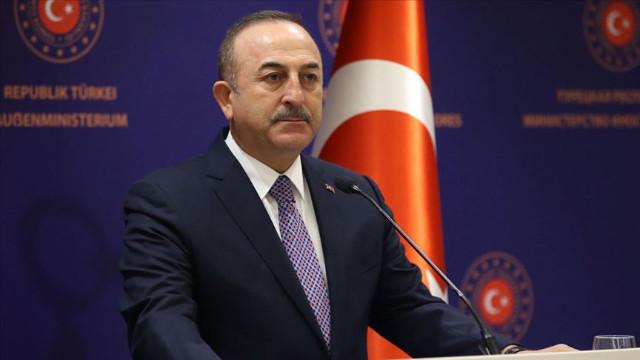 Bakan Çavuşoğlu'ndan 'Oruç Reis' açıklaması: Türkiye geri adım atmadı