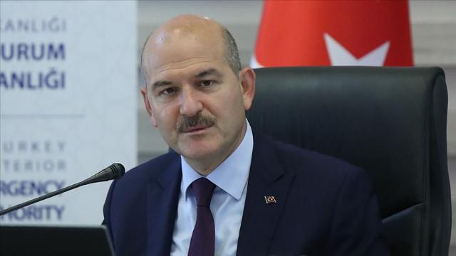Bakan Soylu'dan 'Giresun' açıklaması: Dereli kaymakamımız görevden alınmamış yeri değiştirilmiştir
