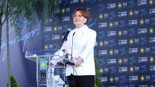 Meral Akşener tekrardan genel başkan seçildi