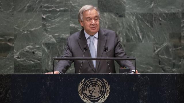 Guterres isyan etti: En kötüsünden korkuyorum